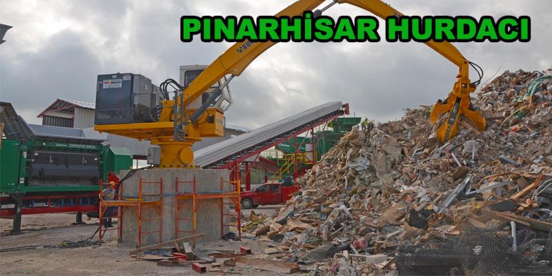 Pınarhisar hurdacı hurda döküm alımı.